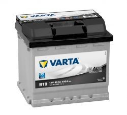 Varta Black Dynamic 45Ah 12V 400A 545 412 040
